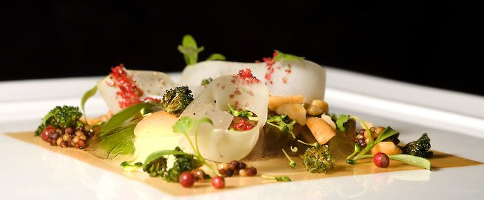 Alinea Restaurant - beefshortrib