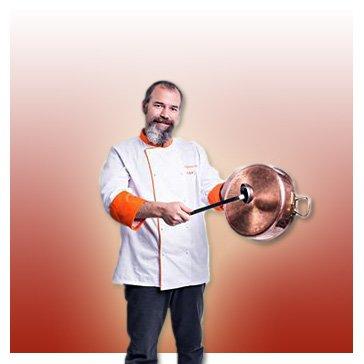 Razvan Cruceanu - Chef Samurai