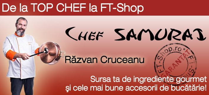 Top Chef - Razvan Cruceanu