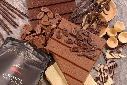 Ciocolata Valrhona