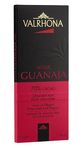 Ciocolata neagra gourmet Valrhona