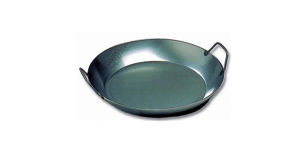 Tigaie din fier negru, pentru paella - Chef Cruceanu