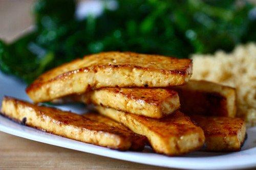 Tofu-Prajit