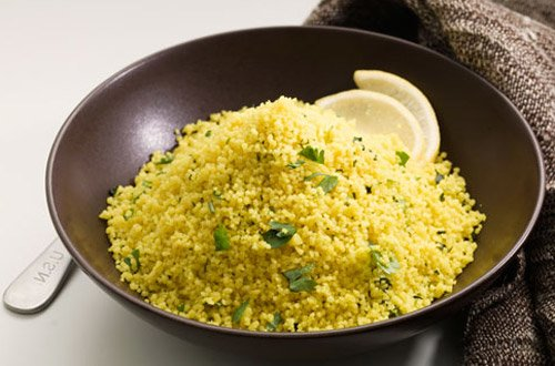 Cuscus (Cous-Cous) - mancare traditionala marocana