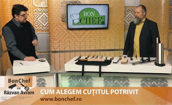 BonChef.ro - Cum alegem cuţitul potrivit
