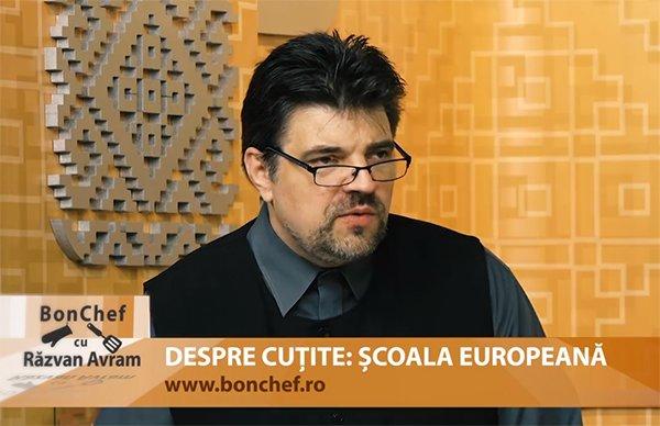 BonChef.ro - Cuţitele europene