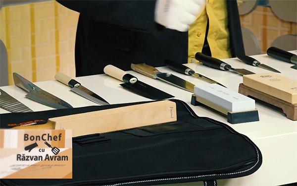BonChef.ro - Întreţinerea şi ascuţirea cuţitelor