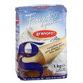 Faina de Grau, Tip 00, pentru Paste/Taitei, 1 Kg - Granoro, Italia