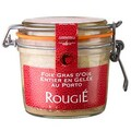 Foie Gras de Gasca Entier in Jeleu din Vin de Porto 315 g - Rougié, Franta