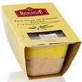 Foie Gras de Rata Entier, cu Vanilie de Tahiti, 500 g - Rougié, Franta