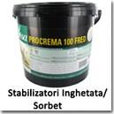 Stabilizatori Inghetata/Sorbet