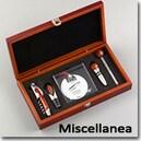 Wine Miscellanea - Accesorii pentru Vin ( dopuri, scuipatori, pompe vid, drop stop)