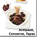 Antipasti, Conserve, Tapas