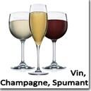Vin, Champagne, Spumant