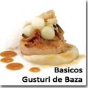 BÁSICOS - Gusturi de baza
