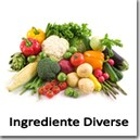 Ingrediente Diverse