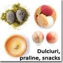 Dulciuri, Praline, Snacks