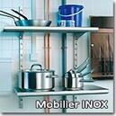 Mobilier din Inox pentru Bucatarie