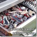 CARBUNI SI LEMN PENTRU GRATAR