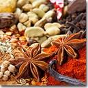 Condimente din Asia