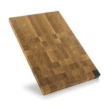 Planseta de Tocat, Stejar + Stejar Fosilizat, 56 x 36 x 3cm - Maigo