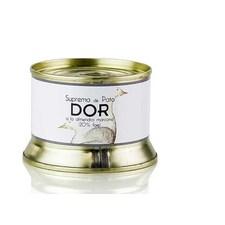 Pateu cu Foie Gras, Carne de Rata si Migdale Marcona, 20% Foie Gras, 130g - DOR