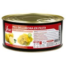 Coaja de Lamaie Confiata, Pasta, COLDCONFIT®, 1,5Kg - SOSA