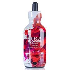 Concentrat Lichid din Flori de Hibiscus, pentru Cocktail, 100ml - Wild Hibiscus Flower