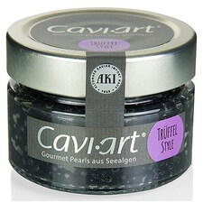 Cavi-Art® - Caviar din Alge, Gust de Trufe, 100g - AKI