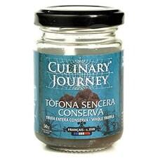 Trufa Neagra Intreaga (Melanosporum), Conserva, Culinary Journey, 50g - SOSA