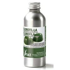 Colorant Alimentar Natural VERDE CLOROFILA, Lichid, Liposolubil, 100ml - SOSA