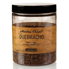 Rumegus din Lemn de Esenta Tare (Quebracho), Aladin Chips, 80g - 100% Chef, Spania