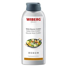 BASIC Wok Sauce Curry, 665ml - Wiberg