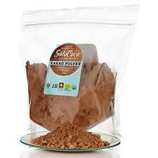 Cacao Pudra, Alcalinizata, BIO, 250g - SoloCoco