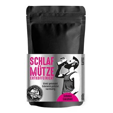 Cafea Arabica Boabe Decofeinizata, Schlafmütze (Sleepy Head), 500g - Mahlgrad