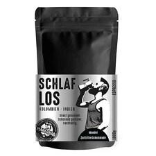 Cafea Espresso Boabe, 70% Robusta, 30% Arabica, Sleepless (Schlaflos), 500g - Mahlgrad