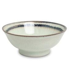 Bol din Portelan pentru Ramen, Wasabi, 1300ml, Ø22cm, a 9cm - Japonia