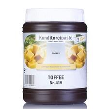 Pasta Concentrata de Toffee, No. 419, 1Kg - Dreidoppel