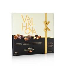 Asortiment de Praline si Tablete, Selection Chocolates Fins, 400g - Valrhona, Franta