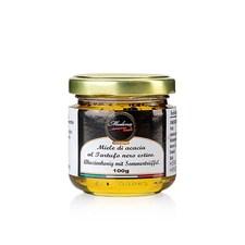 Miere de Salcam cu Trufe de Vara, 100g - Modena Amore Mio