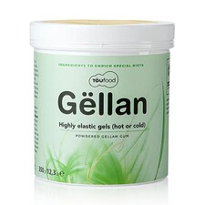 Gellan, Gelifiant/Texturizant, 350g - TÖUFOOD
