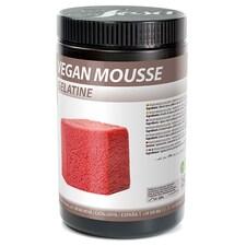 Vegan Mousse Gelatine, Gelifiant Vegetal, 500g - SOSA