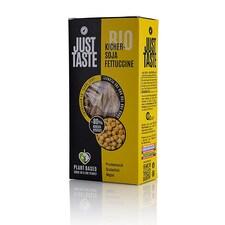 Fettucine cu Naut si Soia, BIO, 250g - Just Taste