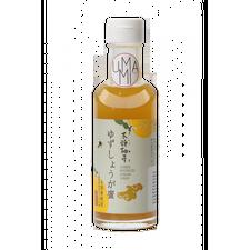Sirop de Yuzu cu Miere si Ghimbir, 185ml - Ogon no Mura, Japonia