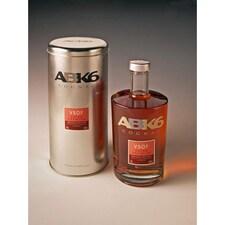 Cognac - ABK6 VSOP CANISTER, Franta, 40% vol., Cutie Cadou, 0.5 l