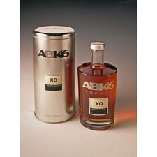Cognac - ABK6 XO GRAND CRU CANISTER, Franta, 40% vol., Cutie Cadou, 0.5 l