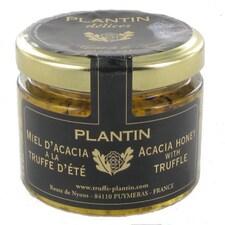 Miere de Salcam cu Trufe de Vara, 90g - Plantin, Franta