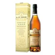 Cognac - A.E. DOR RARE FINE CHAMPAGNE VSOP, Franta, 40% vol., Cutie Cadou, 0.7 l