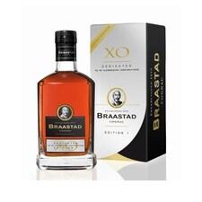 Cognac - BRAASTAD XO DEDICATED, Franta, 40% vol., Cutie Cadou, 0.7 l