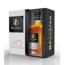 Cognac - BRAASTAD XO EXCLUSIVE EDITION, Franta, 40% vol., Cutie Cadou, 1 l